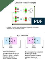Bipolar Junction Transistor Principles