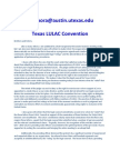 Emilio Zamora - The Texas LULAC Convention