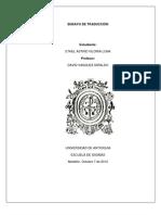 ANALISIS DE TRADUCCIÓN