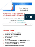Safety Seminar Silkeborg Day-1 2012
