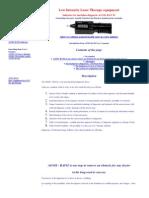 Indicator for Meridian Diagnosis AGNIS BAT 02 (User's Manual); AGNIS