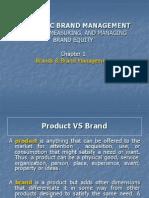 Brand, Ch-1