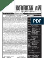 Kohhran Aw 01.06.2013