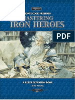 51862869 Mastering Iron Heroes a Rules Expansion Book