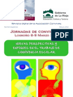 Revista CONVIVES Jornadas Logroño 01