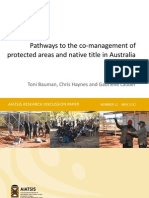 Bauman & Haynes, Co-Management of Protected Areas
