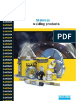 Sandvick Stainless Welding Products(s 236 Eng 2006)