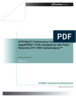 860352871 Systimax Performance Verification Cableanalyzer Fluke