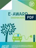 Natuur en Milieu e-award Ideeënbundel