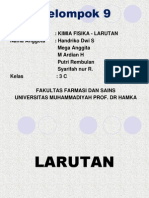 Ppt Presentation LARUTAN New