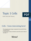 1 Cell Theory