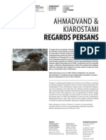 Regards Persans - Ahmadvand & Kiarostami