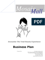 Mosaic Business Plan