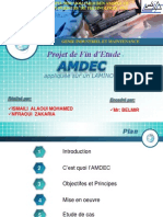 PFE_AMDEC MACHINE.pdf | Processus d'affaires | Management ...