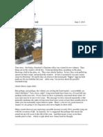 The Pensford Letter - 6.3.13