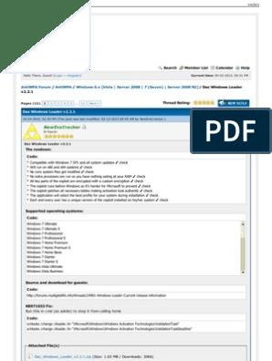 windows 8 loader by daz team v2.56 free download