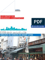Think Cities Manu Fernandez