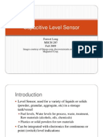 Long - Capacitive Level Sensor Combined