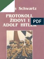 Mladen Schwartz Protokoli židovi i Adolf Hitler
