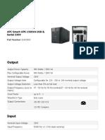 20091216-153551-APC Smart-UPS 1500VA USB SUA1500I