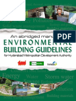 HMDA Building Guidelines