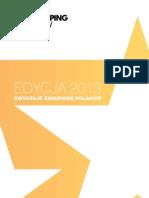 RaportAnaliza branży Retail&Fashion w Polsce 2013