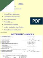 Instrumentation basics
