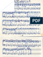 ciocarlia dinicu partitura