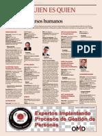 Empleo y Recursos Humanos