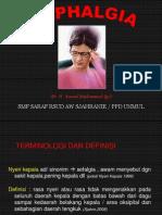 Cephalgia,Dr. Aswad