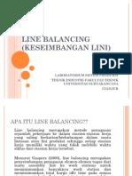 59194166 Line Balancing