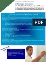 New Teacher Induction Recruitment Flyer[1]