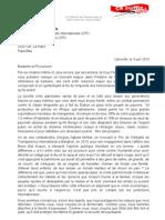 Lettre ouverte à Mme BENSOUDA Procureure CPI ok (1)