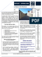 2009 Spring Self Storage Newsletter