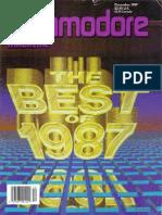 Commodore Magazine Vol-08-N12 1987 Dec