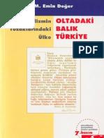 Oltadaki Balık Türkiye - Mehmet Emin Değer