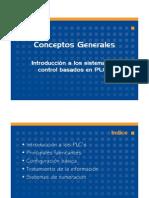 Conceptos generales PLCs