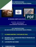 A..Rodolfo Garcia Los Puertos de Chile