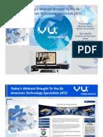 u TelePresence Presentation