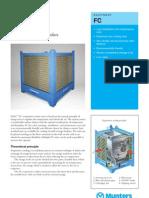 Evaporative Coolers - Munters