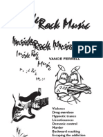 Inside Rock Music - By Vance Ferrell