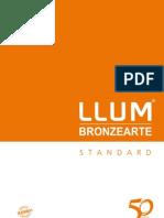 Catálogo STD LLUM | BRONZEARTE