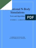 Gravitational N-Body Simulations