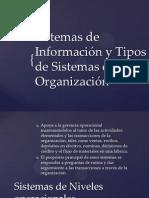 Sistemas de Información y Tipos de Sistemas en