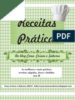 PDF E-book Casa Coisas e Sabores