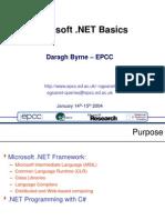 Dotnet Overview