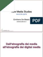 New Media Studies 2
