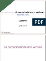 Comunicazione Verbale e Non Verbale 2