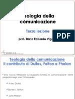 Teologia della Comunicazione 3