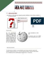 Lista de Wikis